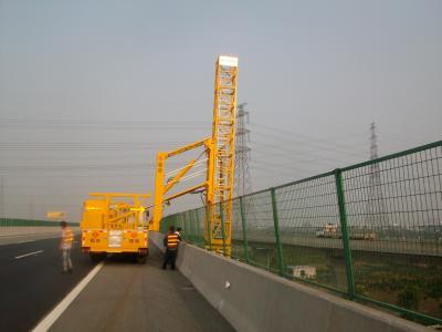 宜昌18米桥梁检测作业车升合升可靠性高