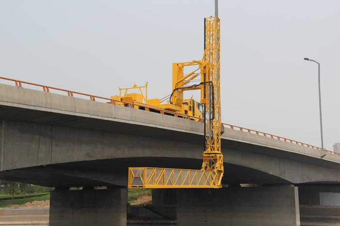 石家庄稳定的路桥检测车出租